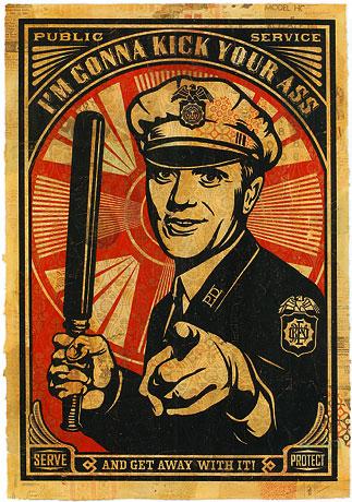 Shepard-fairey-rise-above-cop