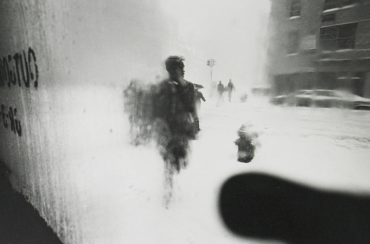 Neige vers 1958 : Courtesy of Howard Greenberg