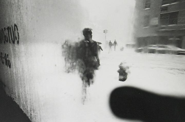 Neige vers 1958 : Courtesy of Howard Greenberg