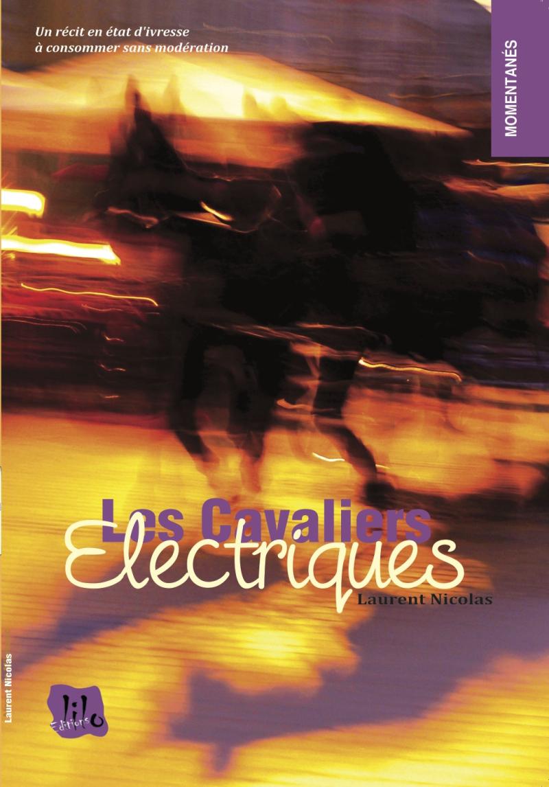 Couverture les cavaliers electriques
