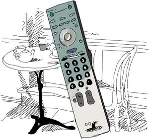 Telecomande